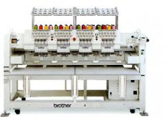 12 Needle 4 Head Embroidery Machine