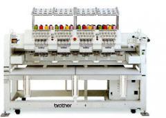 12 Needle 4 Head Embroidery Machine