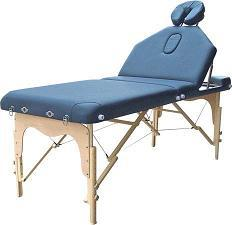 Portable Massage Table With Adjustable Back