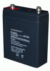100Ah 2V Rechargeable VRLA Sealed Lead Acid Battery