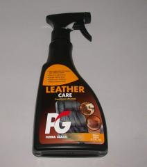 Leather Care Mousse Cleaner & Conditioner,