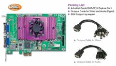 8-Channel PCI-Express Digital Video Capture Card