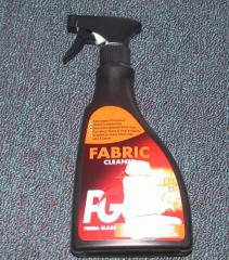 Fabric Cleaner for Cars, Perma Glass