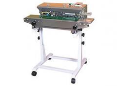 Horizontal Continuous Sealer, SETC-SS880H