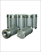 Cylindrical Filter Elements