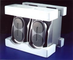 Speakers Packaging