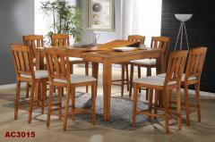 Cranesbill Dining Set (1+8) AC3015
