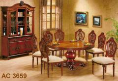 Gigantea Dining Set AC3659