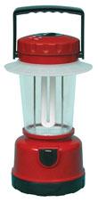 Solar Hurricane Lamp