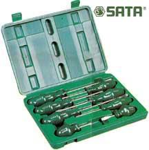 European-Designed Screwdriver Set