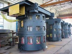 Steel Shell Furnace