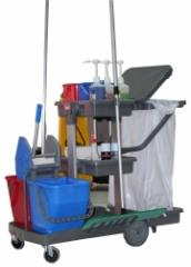 Janitor Cart, JT 1500