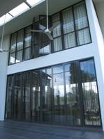 Fabricated Aluminium - Door & Windows