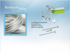 Redrawn Wire