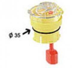 C35 Float Vent Cap ~ Push-in Type
