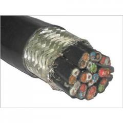 Individual screened cables