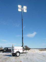 HTI 2000W :: Mobile Lighting Tower