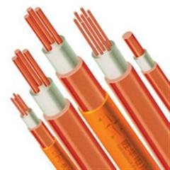 Single core, non-sheathed, for internal wiring