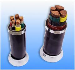 Armoured Low Voltage Cable