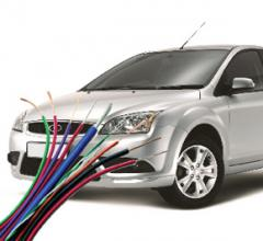 Low Voltage Automobile Wires & Cables
