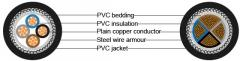 600/1000v Four-Core Pvc-Insulated Power Cables