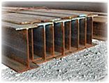 Mild Steel I-beam