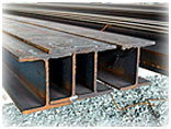 Mild Steel H-beam