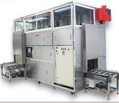 Hydrocarbon/ Alcohol Cleaning Systems, SAC