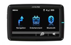 Multimedia Portable Navigation Device
