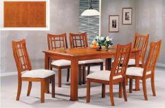 Products. Dinning set. Model SHH866C.