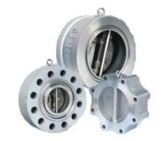 CV0004 Wafer Dual-plate check valve
