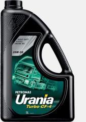High-Performance, Multigrade Diesel Engine Oil