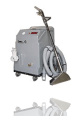 Hot Water Carpet Extractor, Prosteam