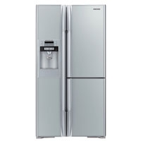Hitachi R-M800GM Side-by-Side Refrigerator