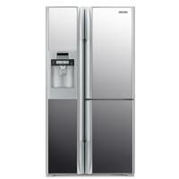 Hitachi R-M800GPM Side-by-Side Inverter Refrigerator