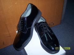 Working Dress Shoe