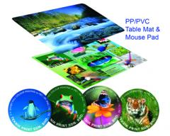 PVC Table Mat