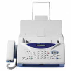 The FAX-1030e Plain Paper Fax with Built-in