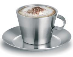 Thermo cuppuccino cup