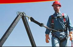 Fall Protection Harness, ArcSafe®