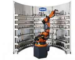 Tool exchange systems
