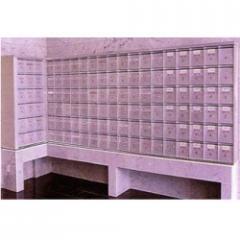 LBM-401 (Aluminium Type) Letterbox