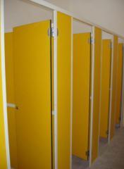 Washroom Partition System