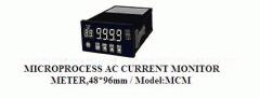 Micro-process Panel Controller Meter