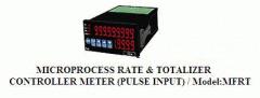 Flow Controller Meter