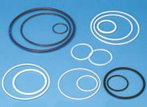 Fluoroelastomer O-rings for semiconductor