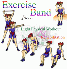 Exercise Rubber Band