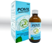 Antacid Mixture, Povil