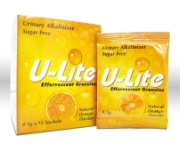 Effervescent Granules, U-Lite