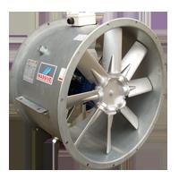 Axial Flow Fan, MSA